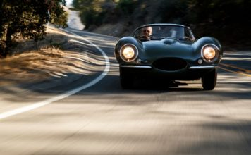 Jaguar XKSS Reborn