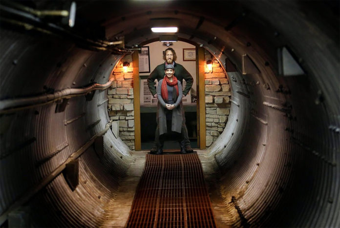 The Real Cold War Nuclear Missile Base Converted Into The Luxury Airbnb