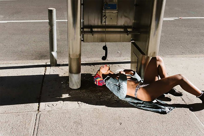 «Fucking New York». Provocative fashion photography by Nikola Tamindzic