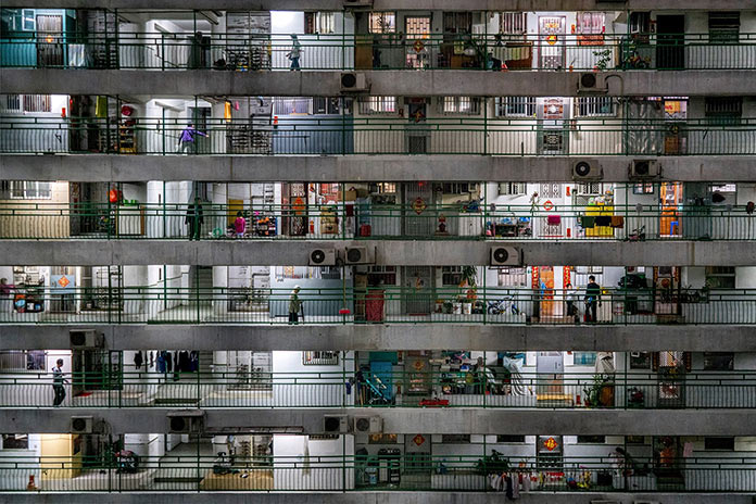 Life in Macau. © António Leong, Portugal, Entry, Open, Street Photography (Open competition), 2018 Sony World Photography Awards