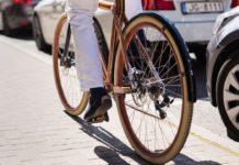 Деревянный велосипед от Materia Bikes