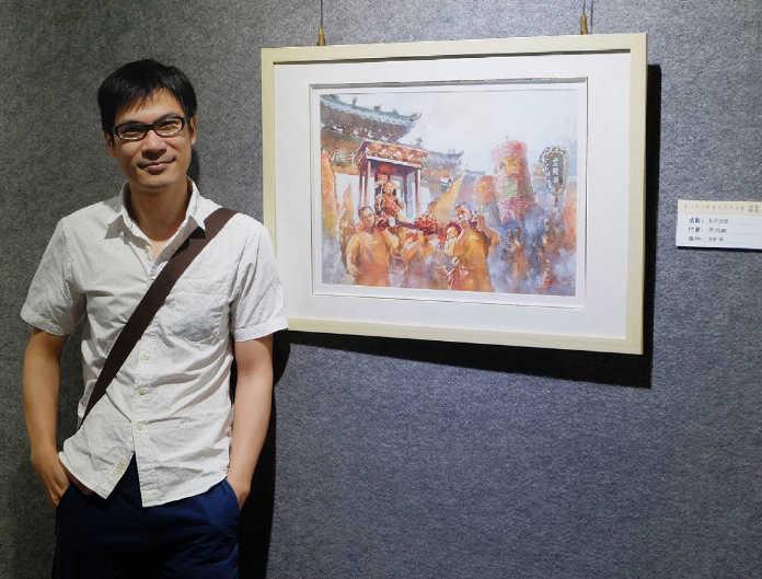 Artist Kwan Yeuk Pang