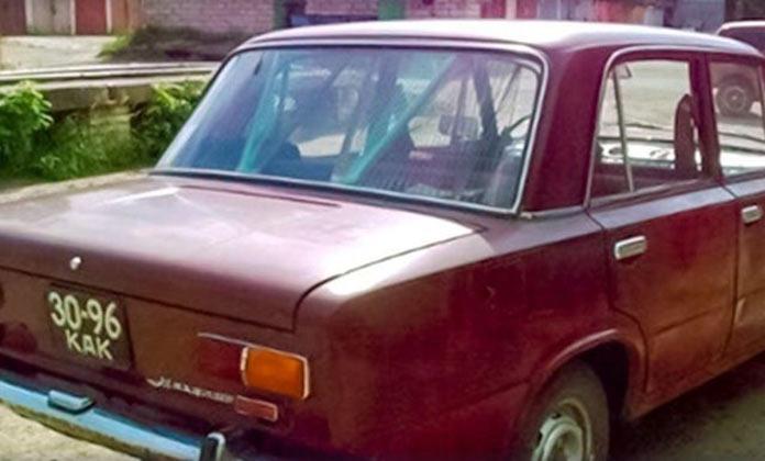 Тюнинг автомобилей в СССР. Шторы в салоне советского автомобиля