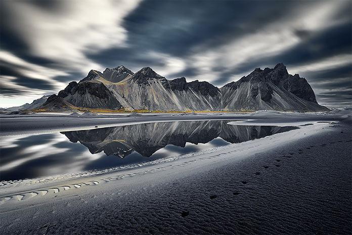 Vestrahorn Islande by EtienneR68