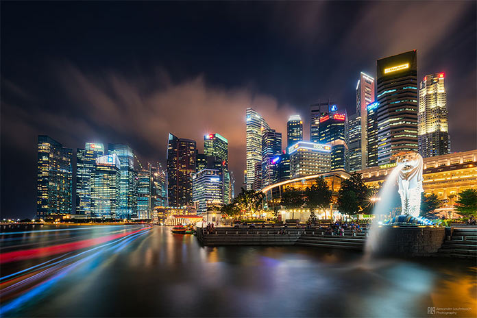 Lion City by Alexander Lauterbach Photography