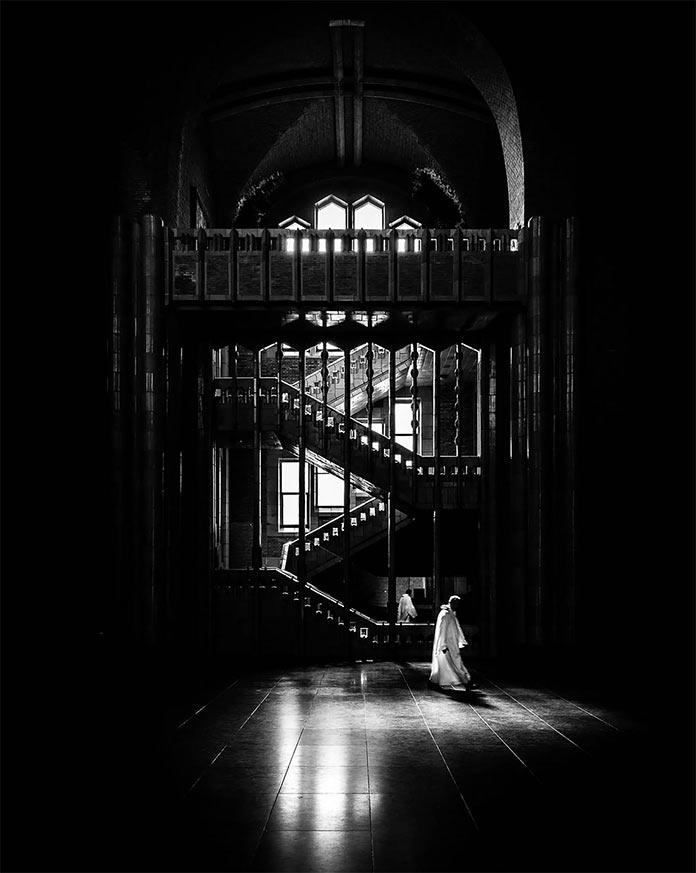 Stairway to Heaven by Koen Jacobs