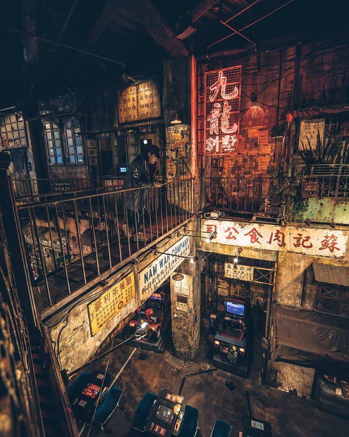 Старый квартал, Токио, Япония