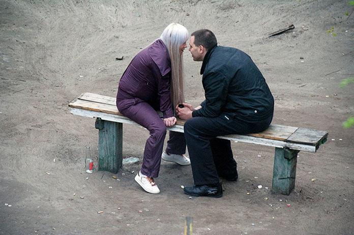 «Лавочка. Микромир» - фотопроект киевского фотографа Евгения Котенко
