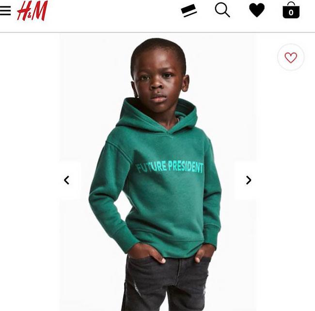 Реакция художников на спорную рекламу H&M Coolest Monkey in the Jungle