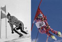 Эволюция экипировки Олимпийцев с первых в зимних игр 1924 года