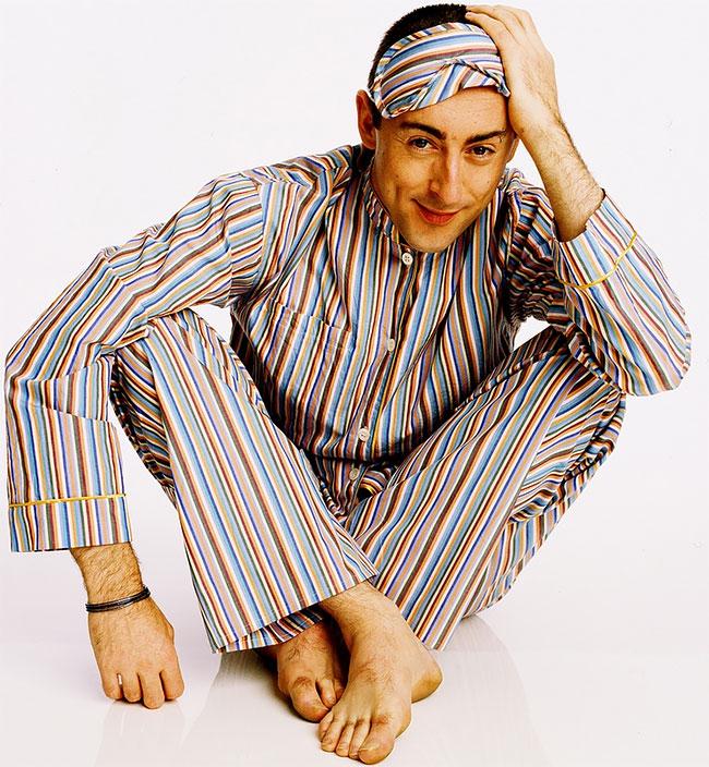 Алан Камминг. Старые фото артистов и певцов из 1980-х