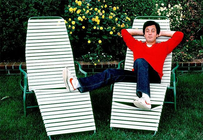 Билли Джоэл. Старые фото артистов и певцов из 1980-х