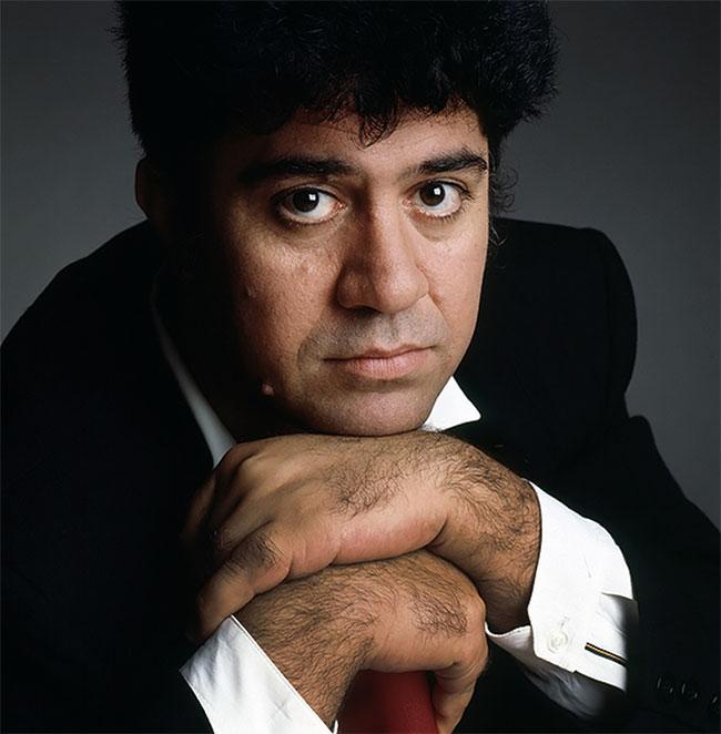 Педро Альмодовар. Старые фото артистов и певцов из 1980-х