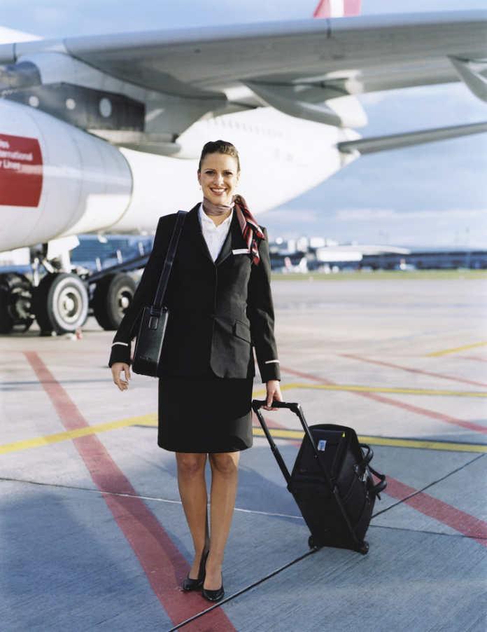 Форма бортпроводников авиакомпании Swiss International Airlines