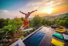 Вилла ON THE ROCKS в городе Бандоль на юге Франции. Аренда через Airbnb