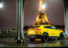 Lamborghini Urus на улицах Парижа
