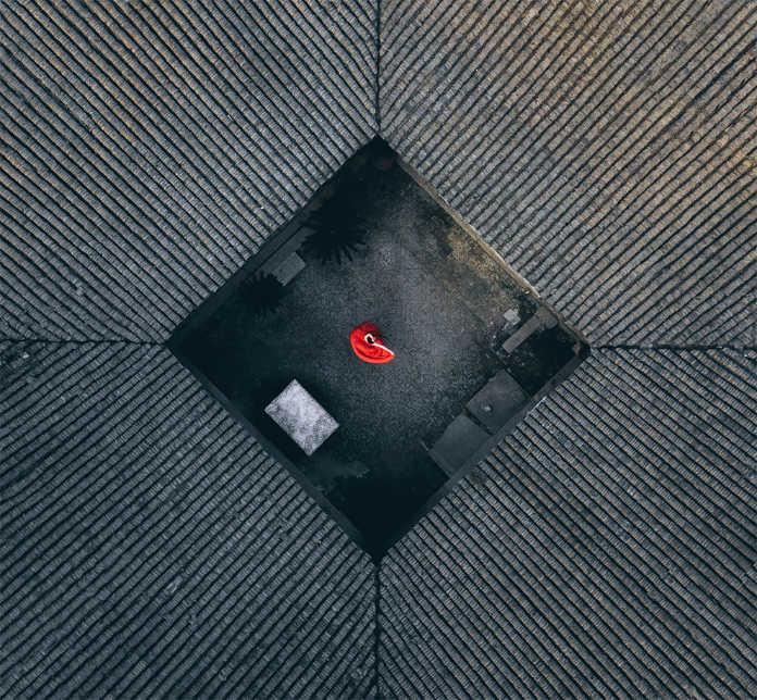 Танцор. Фотографии-победители конкурса аэро-фото SkyPixel Photo Contest 2017