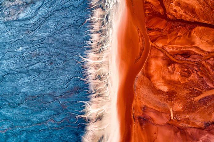 Земля земли. Фотографии-победители конкурса аэро-фото SkyPixel Photo Contest 2017