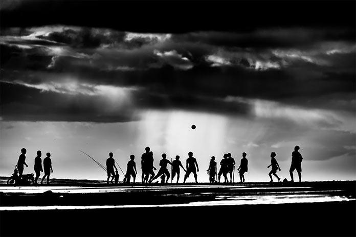 Пляж Пекутатан, Бали. Фотографии-победители читательского фотоконкурса The Guardian, январь 2018
