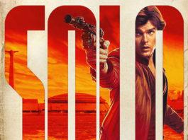 Ха. Постер к фильму Хан Соло: Звездные войны. Истории