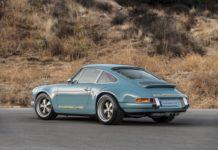 Редизайн винтажного Porsche 911 от мастерской Singer Vehicle Design