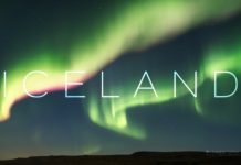 Iceland Aurora Lights