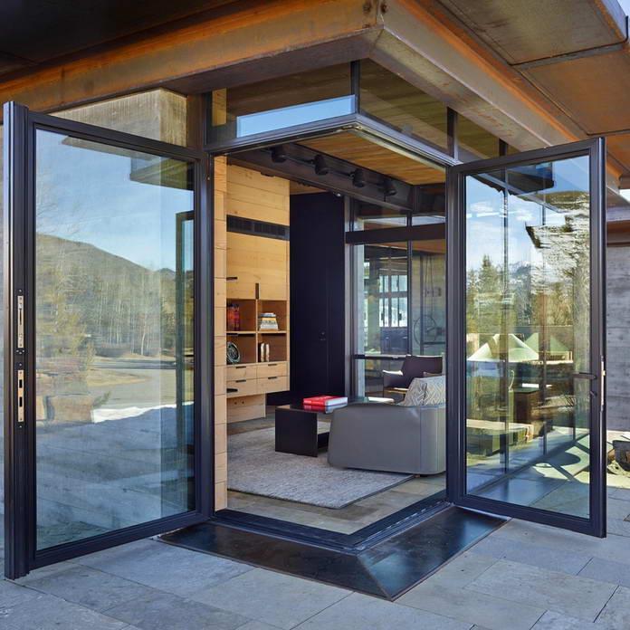 Резиденция в стиле лофт. США, штат Айдахо