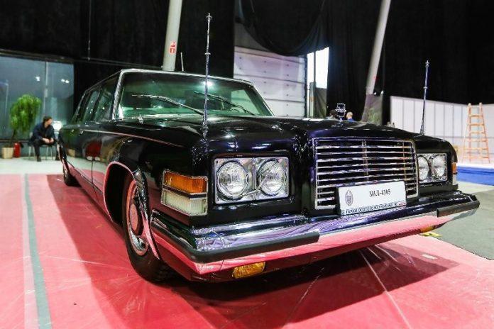 ЗИЛ-4105 автомобиль правительства СССР, членовоз