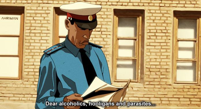 Дорогие алкоголики, хулиганы и тунеядцы. «Операция «Ы» и другие приключения Шурика», Дмитрий «Ahriman» Грозов