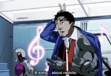 Песня про зайцев. «Бриллиантовая рука». Советская киноклассика в стиле аниме, Дмитрий «Ahriman» Грозов