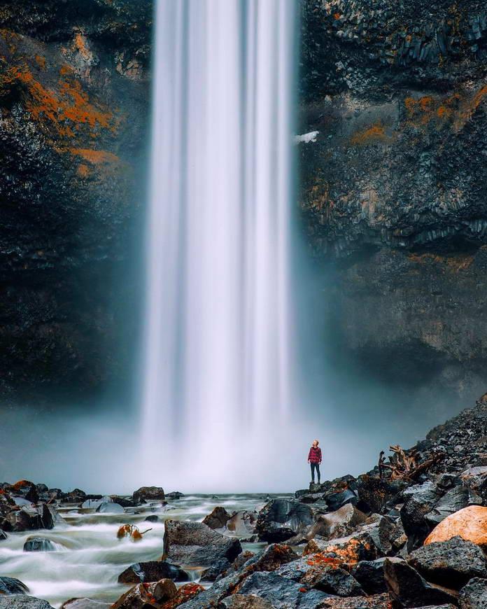 Водопад Брендивайн, Канада, путешествия фото