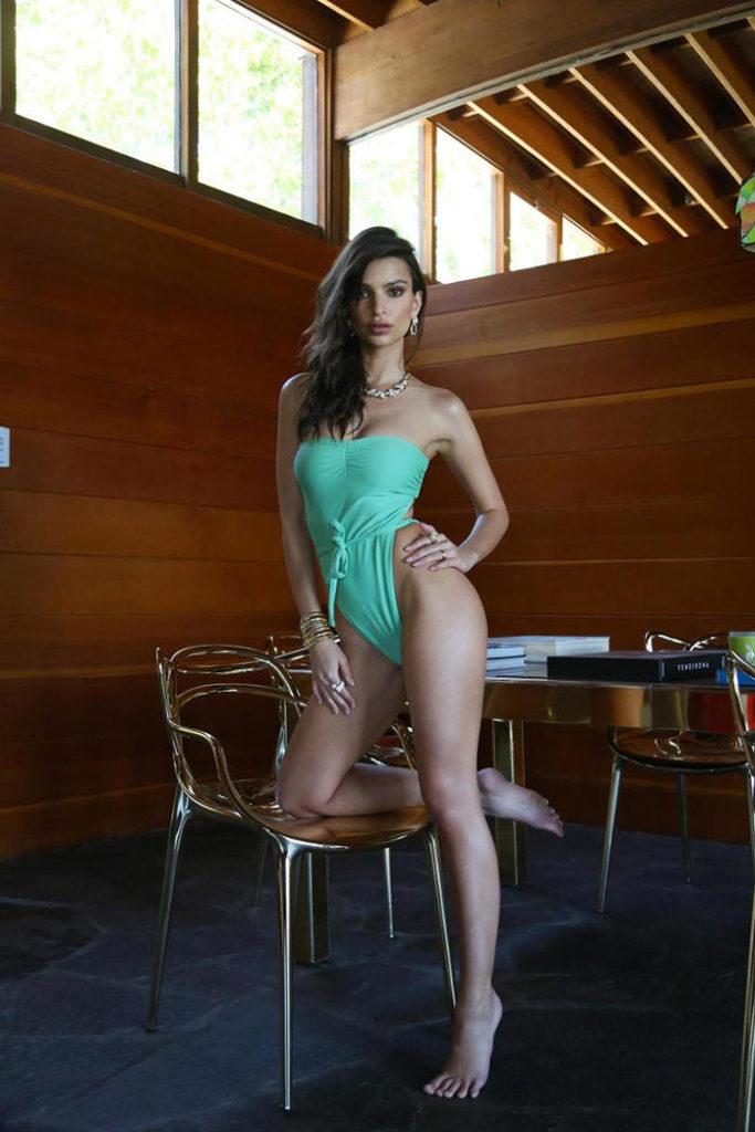 Эмили Ратаковски фото в бикини Inamorata