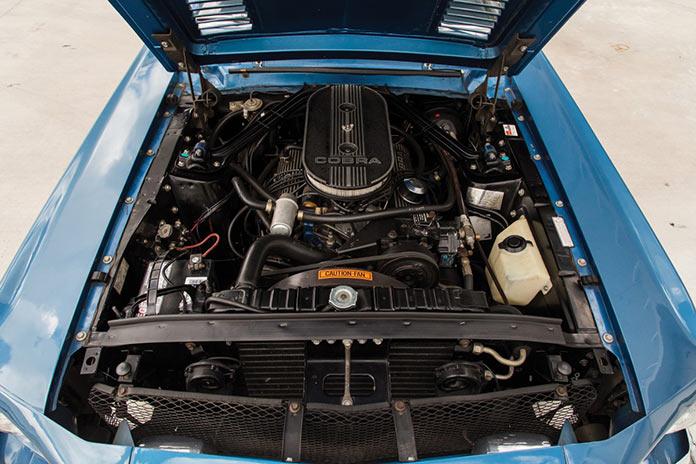 Двигатель Shelby GT350 Convertible кабриолет 1968 года