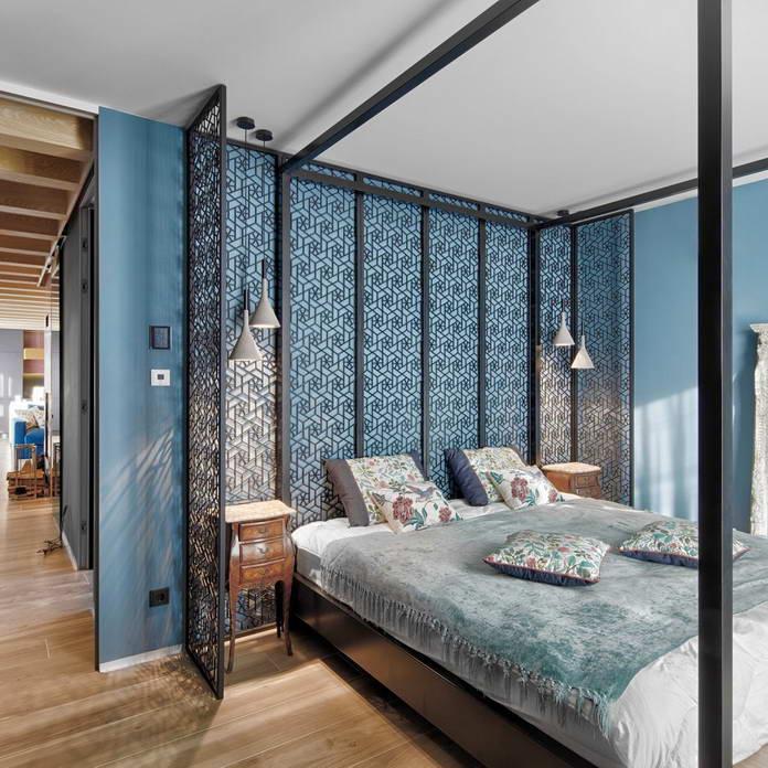 Спальня, дом Будды в Киеве