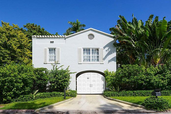 Резиденция гангстера Аль Капоне в Майами