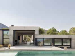 Дом на горе Майгмо в испанской провинции Валенсия
