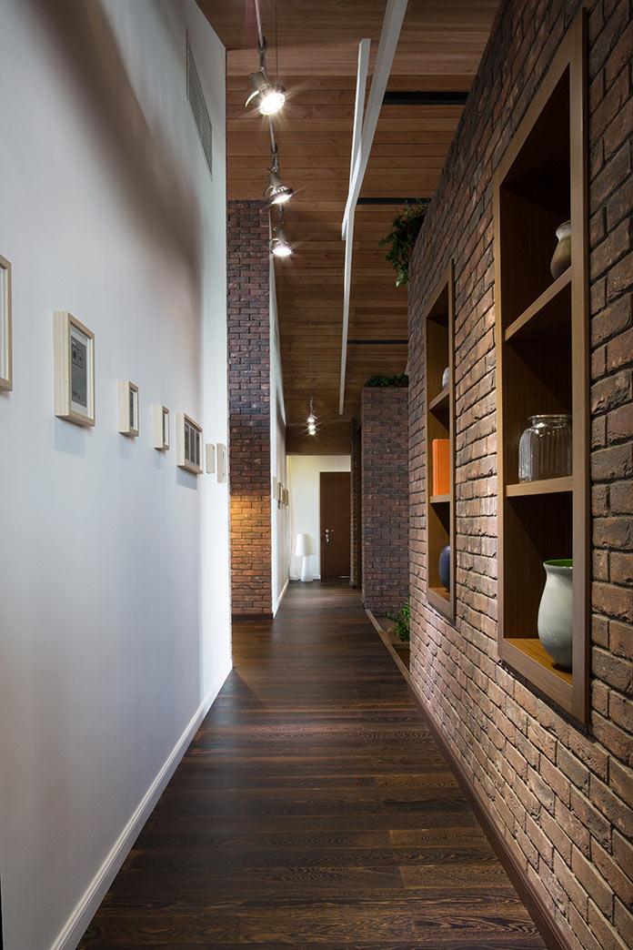 Дом в стиле лофт в Ростовской области от архитектурной студии Чадо