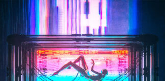 «Неоновая Антиутопия»: иллюстрации в стиле киберпанк Джонатана Плезеля