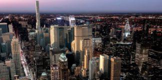 Многослойный таймлапс Нью-Йорк