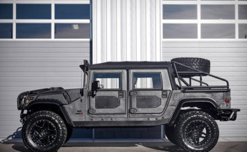Hummer H1 The Launch Edition