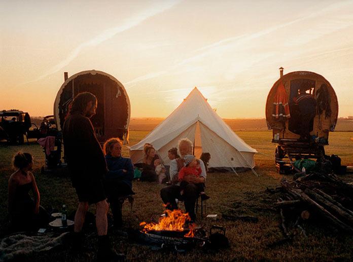 Табор всегда в пути - как живут современные цыгане