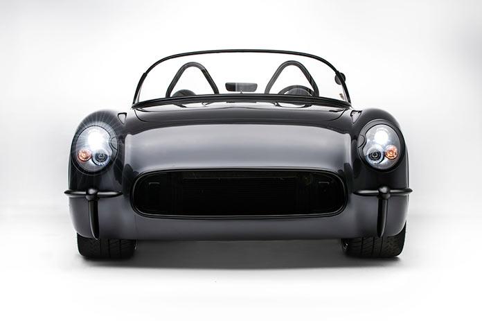 «Звезда смерти» Corvette Convertible 1954 года от мастерской Timeless Kustoms