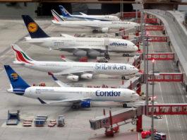 Модель аэропорта