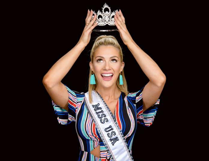 Sarah Rose Summers Miss USA 2018