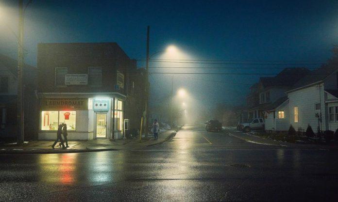 Одноэтажная Америка, фото Тайлер Грей