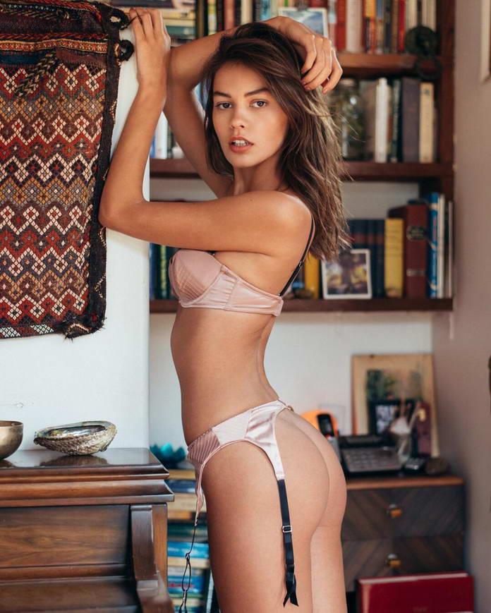 Беата Мушка в журнале Playboy