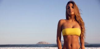 Raissa Alves, бразильские девушки в бикини