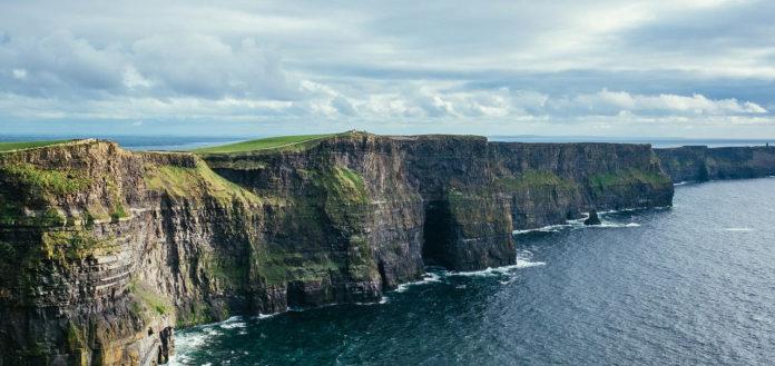 Утёсы Мохер, Ирландия