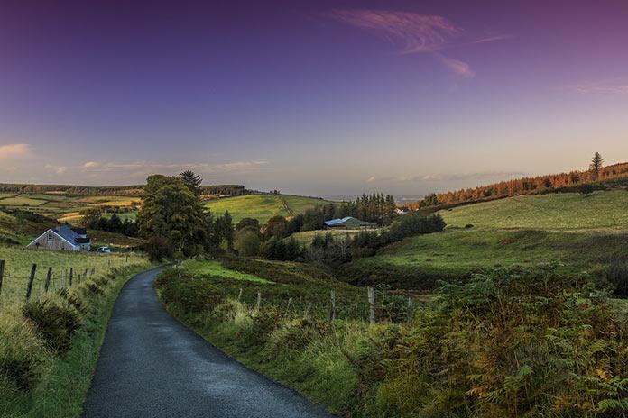 Ирландия, пейзаж