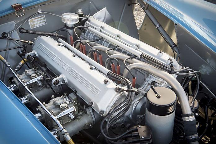 Ferrari 500 Mondial series II 1955 года